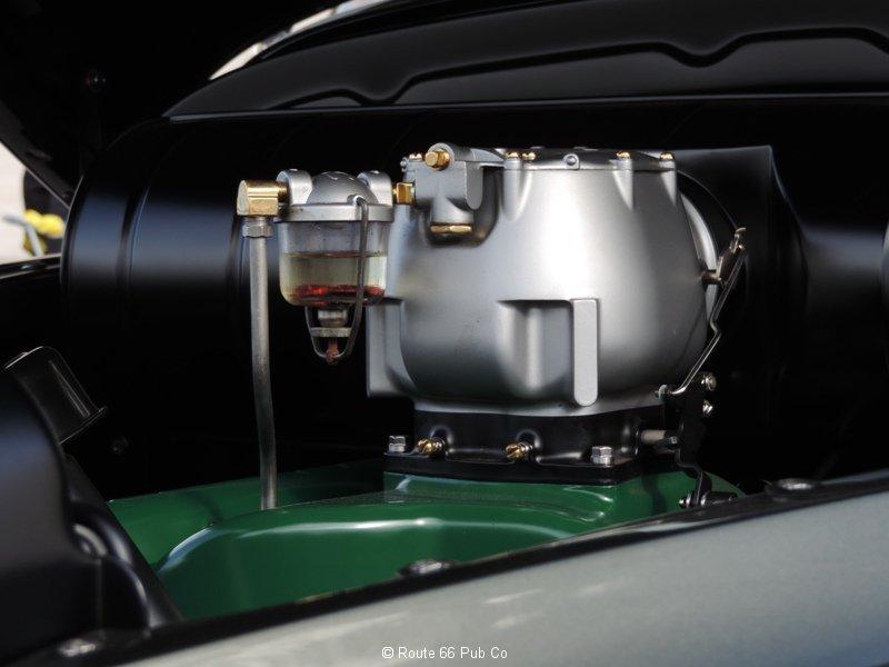 1940 Oldsmobile Engine