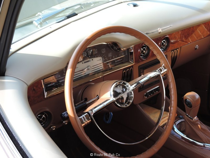 1940 Oldsmobile Steering Wheel