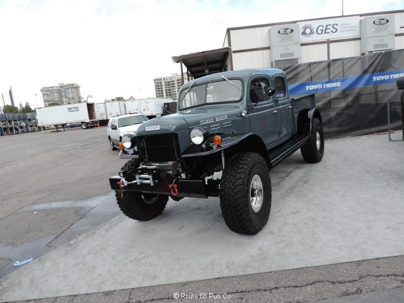 Power Wagon 1949 Front