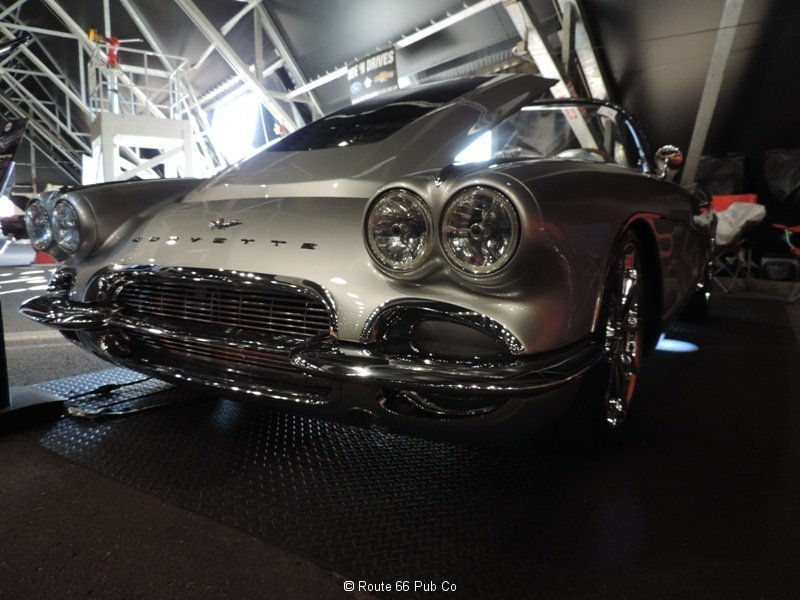 Corvette Front End