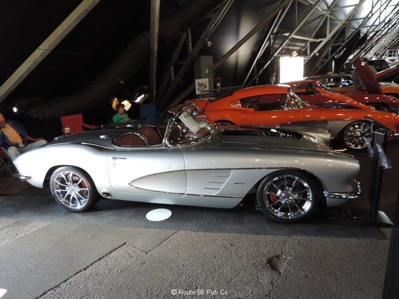 Passenger Side 61 Corvette