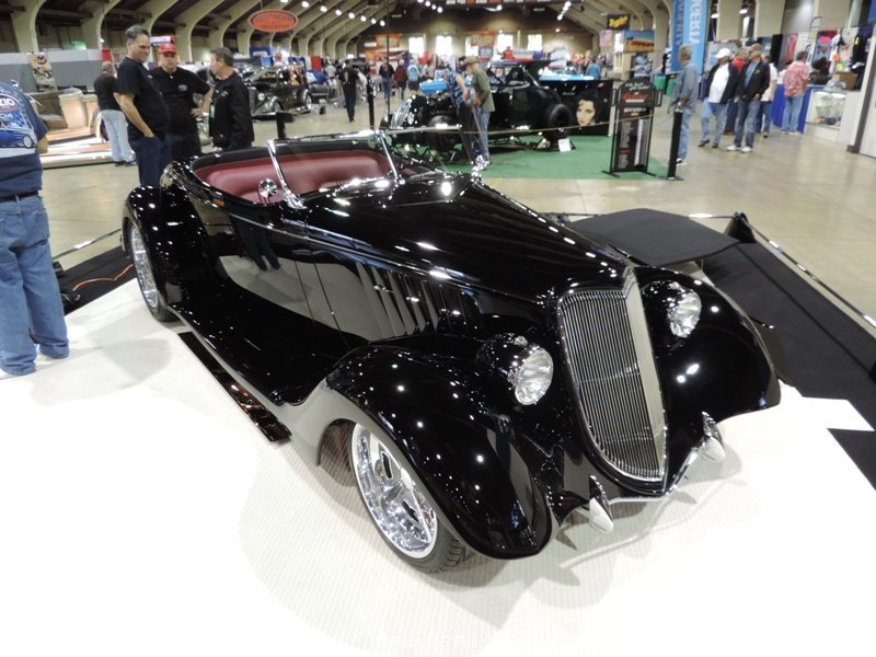34 Roadster