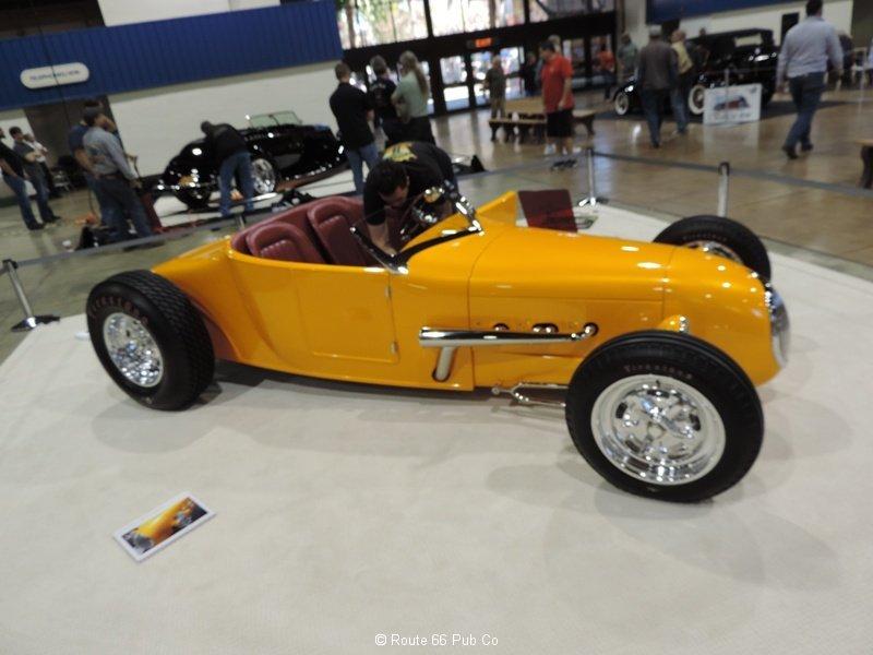 26/27 T Roadster