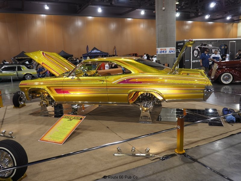 AZ Indoor Custom Car Show Golden