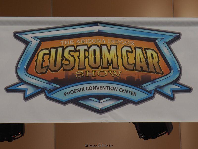 AZ Indoor Custom Car Show Banner