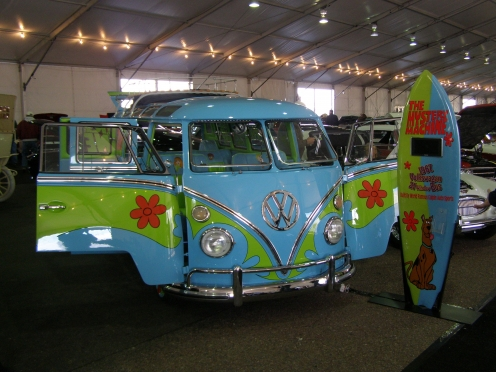 1967 Volkswagen 21 Window Bus