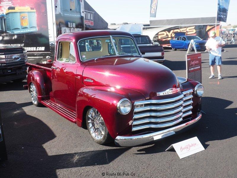 Barrett Jackson 1951 Chevy 3100