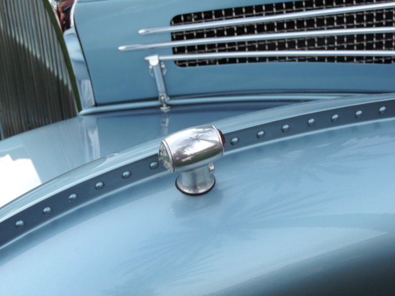Bugatti Turn Signal