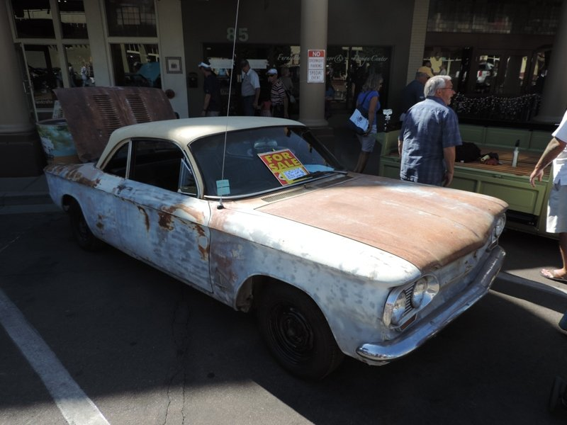 Corvair Survivor