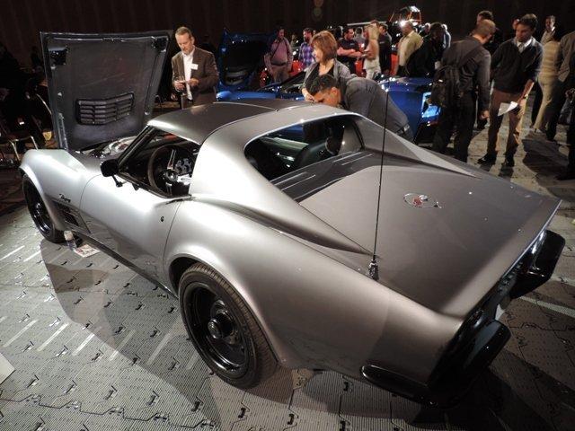 1971 Corvette Driver's Side