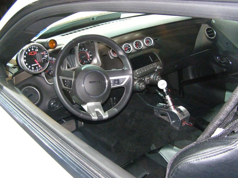 copo camaro gas monkey garage and build your own car interior design. Black Bedroom Furniture Sets. Home Design Ideas