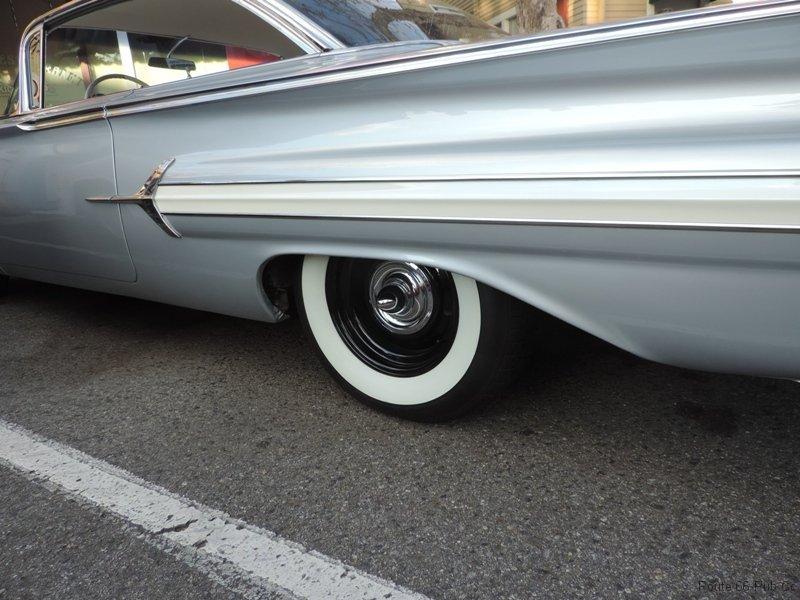 60 Chevy Wheel