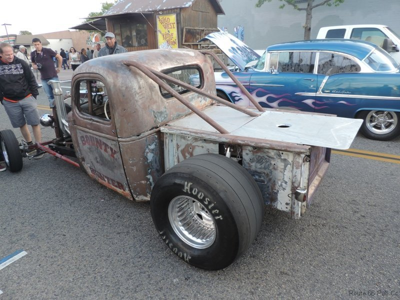 Rat Rod Rear
