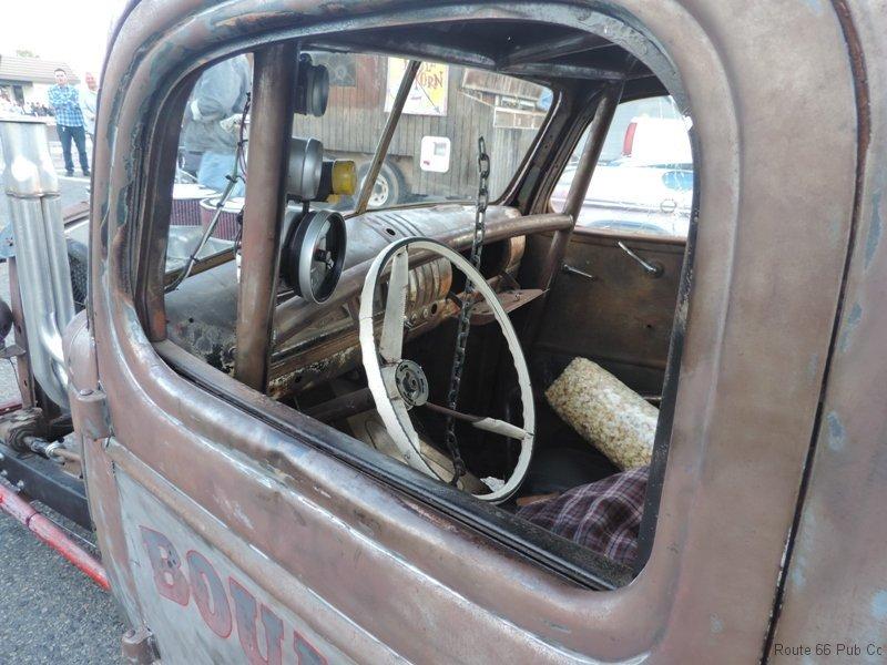Rat Rod Window