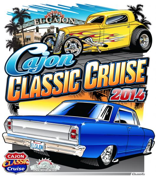 Cajon Cruise 2014