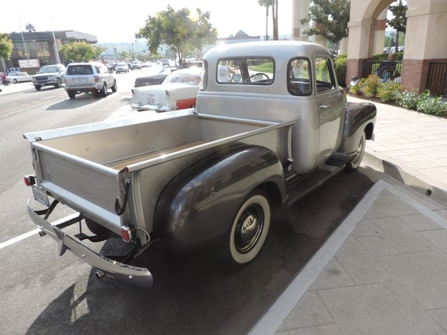 El Cajon Cruise Night Truck