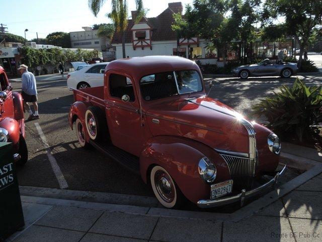 Truckin\' at Encinitas