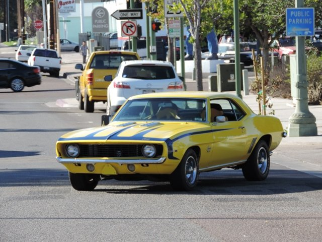 Escondido Muscle Car