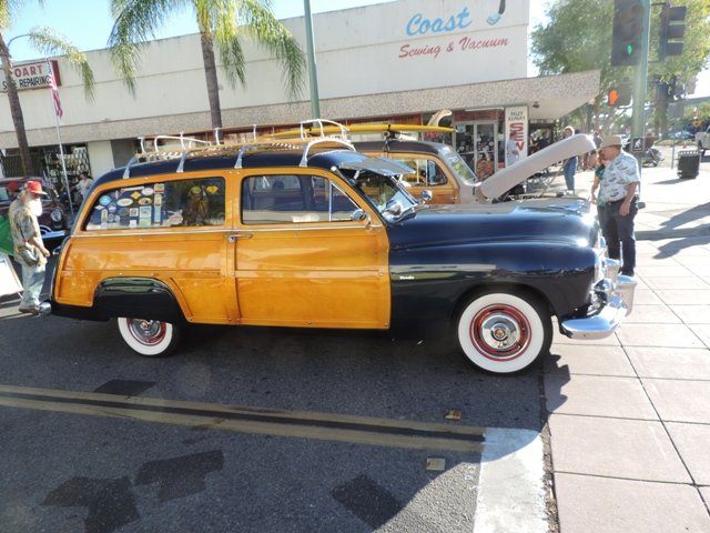 Escondido Woodie