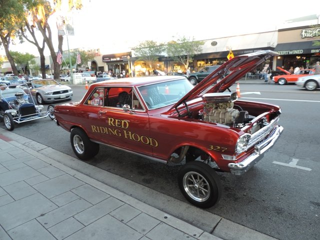 Escondido Drag Car