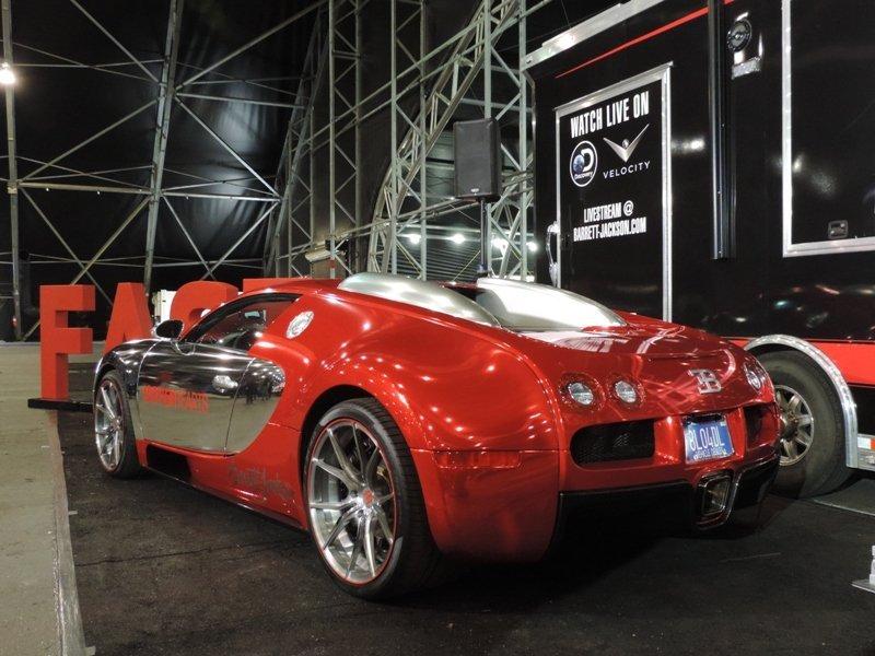 FAST Veyron Rear 2