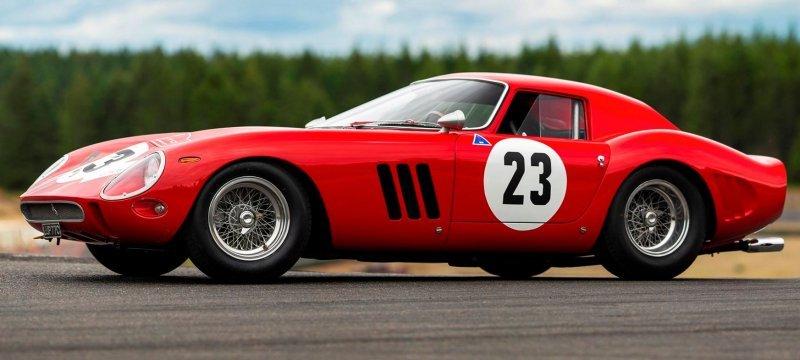 Ferrari 250 GTO Driver's Side