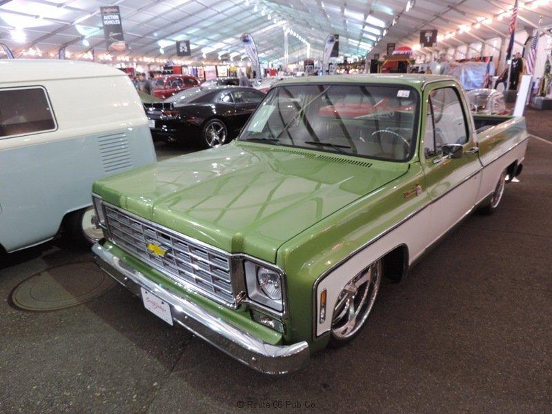 gas monkey garage trucks - photo #45