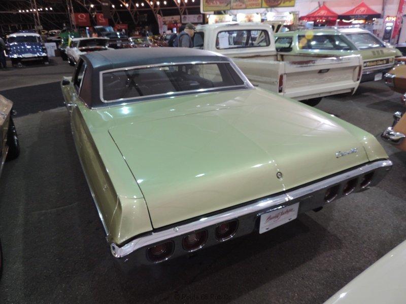 Gas Monkey Garage 68 Impala Rear