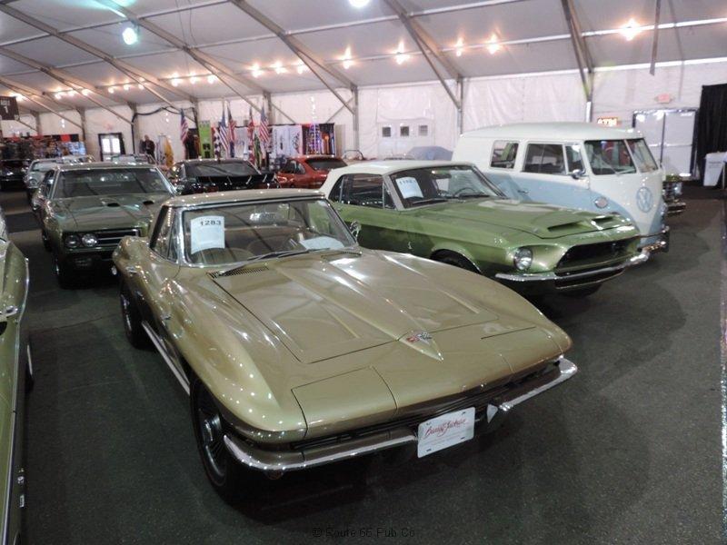 Gas Monkey Garage 64 Corvette