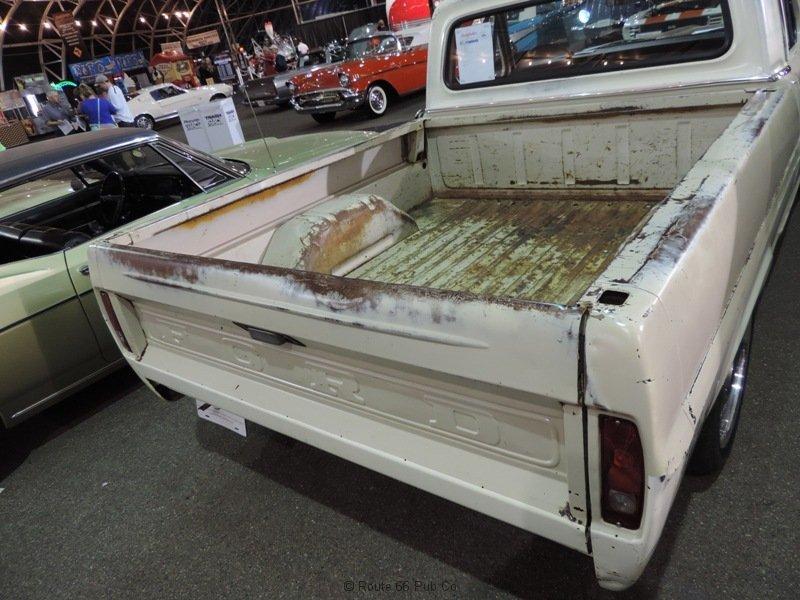 Gas Monkey Garage 69 Ford Rear