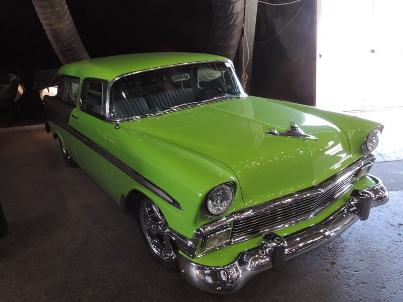 Gas Monkey Garage 1956 Nomad Passenger Side 2