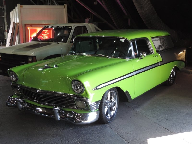 Gas Monkey Garage 1956 Nomad Side View