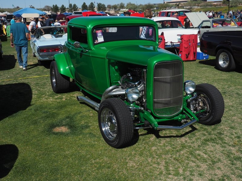 Touch of Green Goodguys