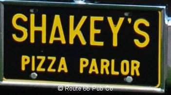 Shakeys and Gordon Apker