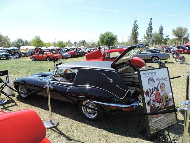 1967 Jaguar Hearse