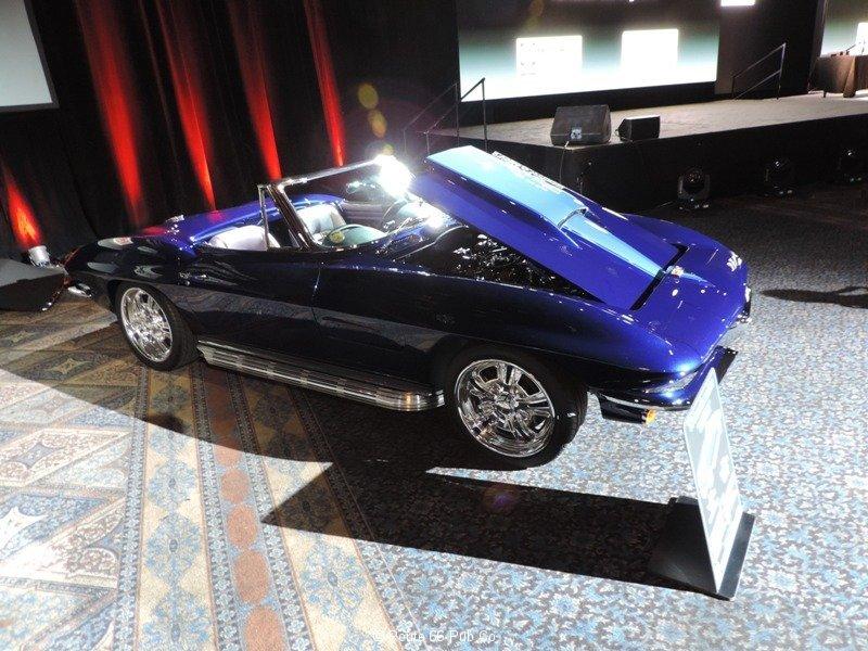 HRIA 63 Corvette