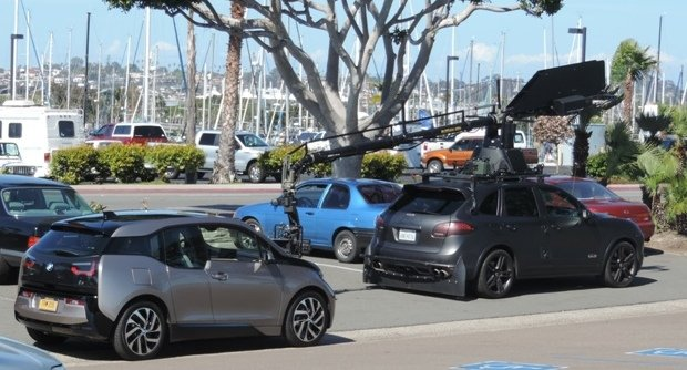 i3 and photo car