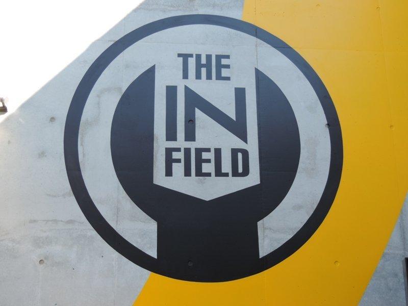 ISM Raceway Infield