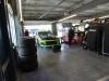 ISM Raceway Garage Area 2