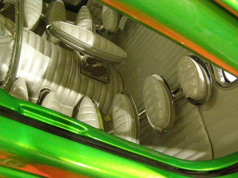 Kosmic Driver Seat