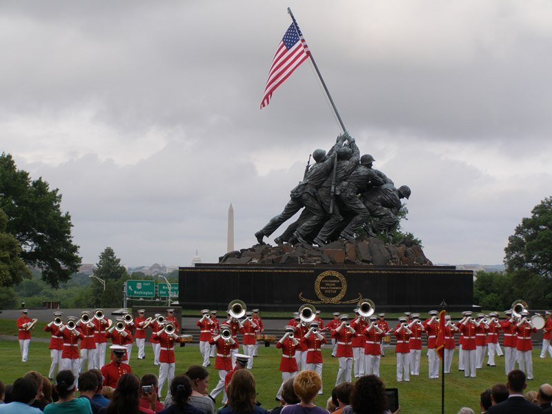 US Marine Corp War Memorial 20