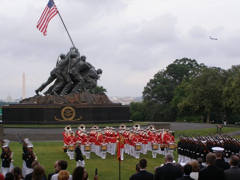 US Marine Corp War Memorial 4