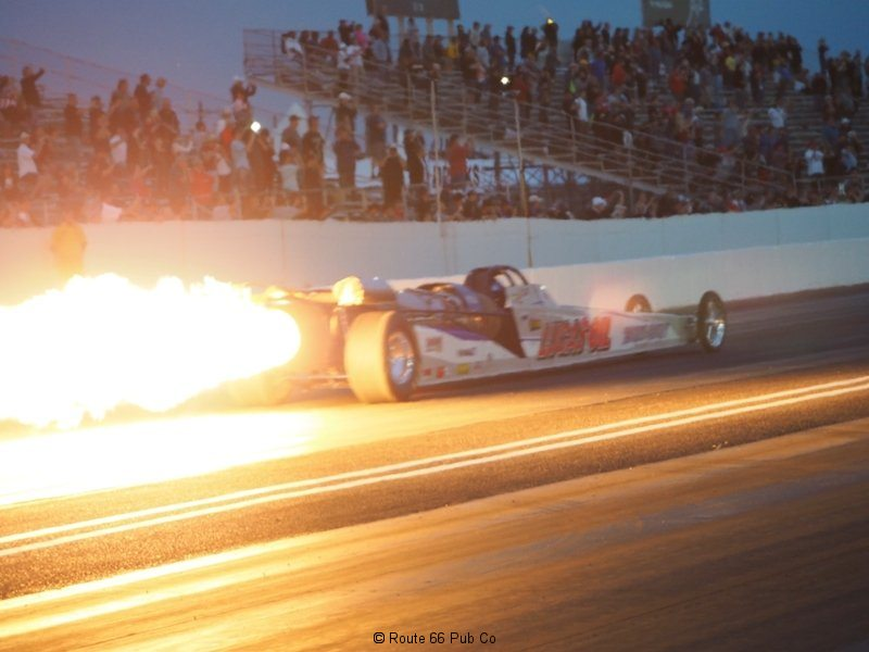 NHRA AZ Nationals Jet Car