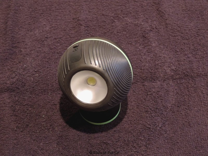 Mychanic Pod Light View