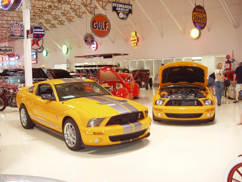 Car Collection of Ron Pratte