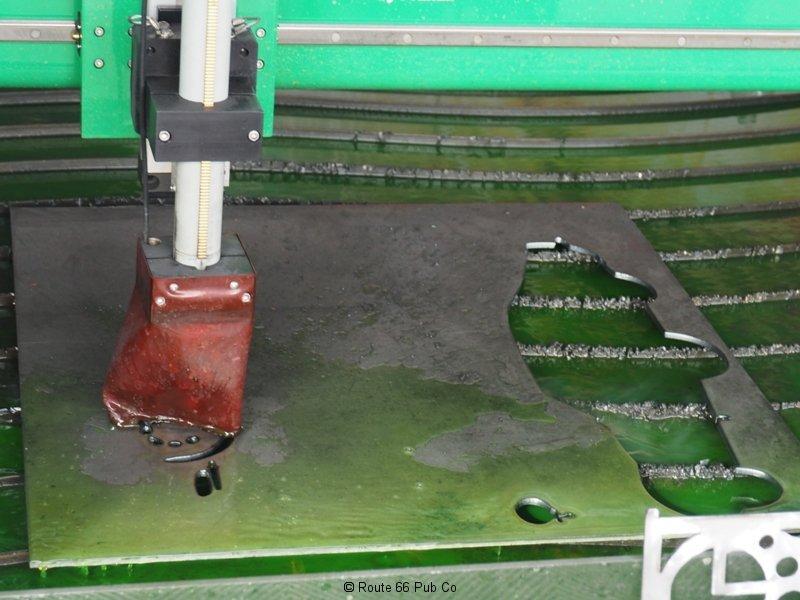 Praxair Plasma Cutter