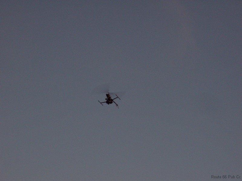 Drone at SEMA