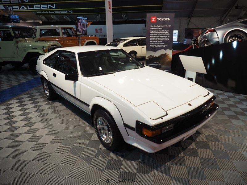 Supra Second Generation