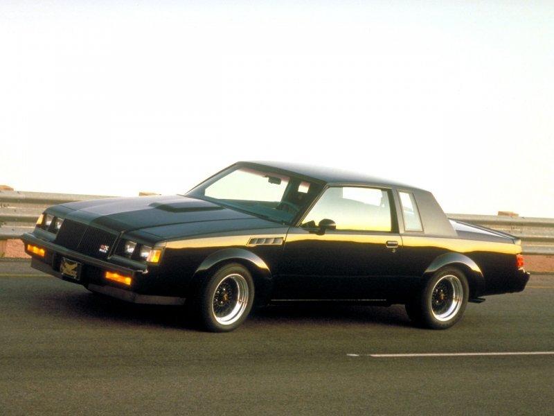 Buick Grand National Turbo