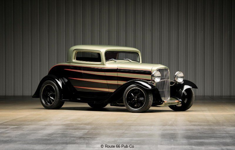 1932 Ford Front View